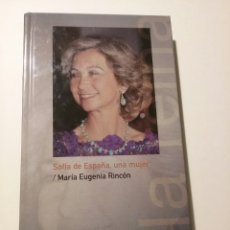 Libros: SOFIA DE ESPAÑA , UNA MUJER. Lote 104907706