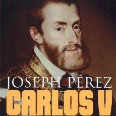 Livres: CARLOS V DE JOSEPH PEREZ - PLANETA. Lote 203233757