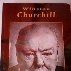 Libros: LIBRO GRANDES BIOGRAFÍAS WINSTON CHURCHILL. Lote 117199107