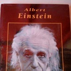 Libros: LIBRO GRANDES BIOGRAFÍAS ALBERT EINSTEIN. Lote 117199240