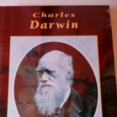 Libros: LIBRO GRANDES BIOGRAFÍAS CHARLES DARWIN. Lote 117199360