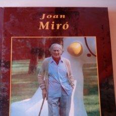 Libros: LIBRO GRANDES BIOGRAFÍAS JOAN MIRO. Lote 117199492