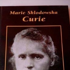 Libros: LIBRO GRANDES BIOGRAFÍAS MARIE CURIE. Lote 117199634