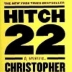 Libros: HITCH-22. Lote 125931507
