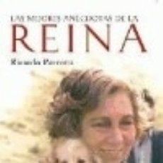 Libros: LAS MEJORES ANÉCDOTAS DE LA REINA. Lote 111337538