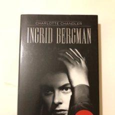 Libros: BIOGRAFIA INGRID BERGMAN. Lote 128748699