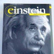 Libros: EINSTEIN VIDA PRIVADA ARMIN HERMANN. Lote 129020983