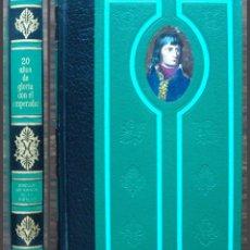 Libros: 20 AÑOS DE GLORIA CON EL EMPERADOR. . Lote 133757010