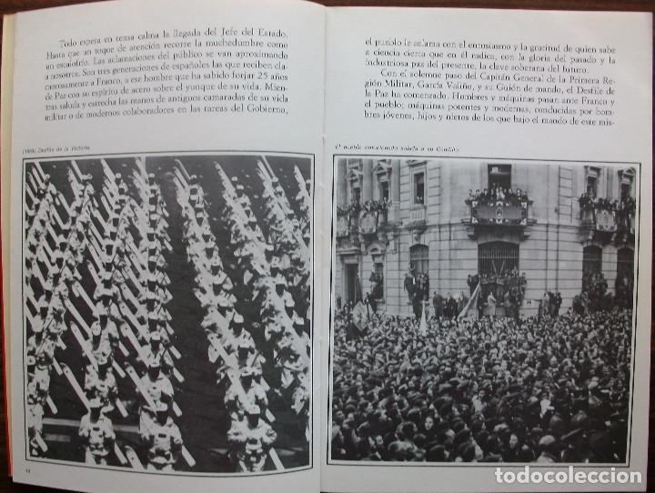 Libros: FRANCO...ESE HOMBRE (1892-1965). JOSE Mª. SANCHEZ SILVA / JOSE LUIS SAENZ DE HEREDIA - Foto 3 - 135024586