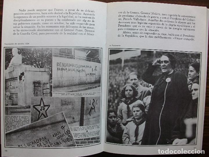 Libros: FRANCO...ESE HOMBRE (1892-1965). JOSE Mª. SANCHEZ SILVA / JOSE LUIS SAENZ DE HEREDIA - Foto 6 - 135024586