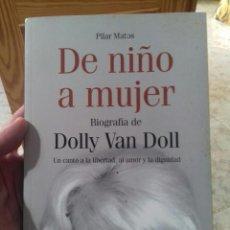 Libros: PILAR MATOS- DOLLY VAN DOLL. Lote 136545702