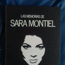 Libros: LAS MEMORIAS DE SARA MONTIEL. Lote 136732870