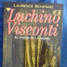 Libros: LAURENCE VISCONTI- LUCHINO VISCONTI. Lote 136741194