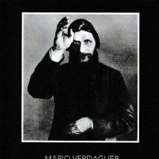 Libros: RASPUTÍN. LA MUERTE DEL DIABLO SAGRADO (MARIO VERDAGUER) CALAMBUR 2018. Lote 140279586