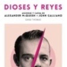 Libros: DIOSES Y REYES. Lote 141665077