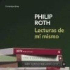 Libros: LECTURAS DE MÍ MISMO. Lote 142383988