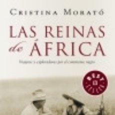 Libros: LAS REINAS DE ÁFRICA. Lote 142387008