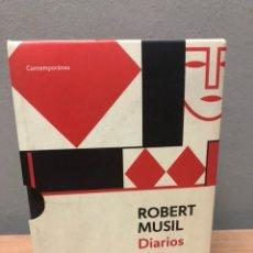 Libros: ROBERT MUSIL, DIARIOS. Lote 142700594