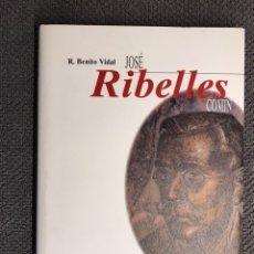 Libros: RIBELLES. EL BIBLIÓGRAFO DE LA LENGUA VALENCIANA, POR R. BENITO VIDAL. EDITA: DIPUTACION DE VALENCIA. Lote 142837453