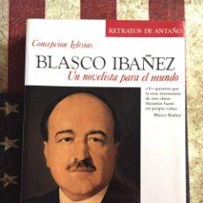 Libros: UN NOVELISTA PARA EL MUNDO. Lote 142904322