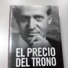 Libros: EL PRECIO DEL TRONO - URBANO, PILAR. Lote 146262221