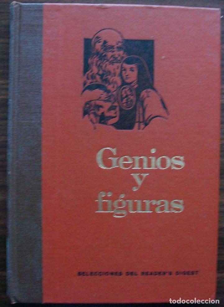 GENIOS Y FIGURAS. SELECCIONES DEL READER'S DIGEST. TOMO II (Libros Nuevos - Literatura - Biografías)