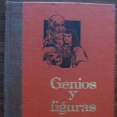 Libros: GENIOS Y FIGURAS. SELECCIONES DEL READER'S DIGEST. TOMO II. Lote 146300122