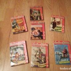 Libros: ESCRITORES CELEBRES, EDITORIAL DÓLAR. Lote 150624794