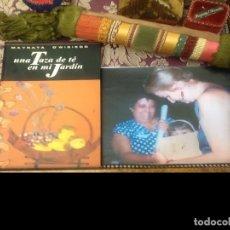 Libros: UNA TAZA DE TE EN MI JARDIN M.O'WISIEDO. Lote 155238750