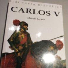 Libros: CARLOS V-M. LACARTA. Lote 156332089