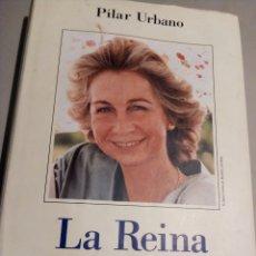 Libros: LA REINA-PILAR URBANO. Lote 156334202