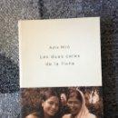 Libros: ASHA MIRÓ LES DUES CARES DE LA LLUNA. Lote 161436756
