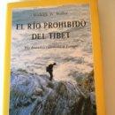 Libros: EL RÍO PROHIBIDO DEL TIBET. Lote 161554774
