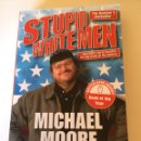 Libros: STUPID WHITE MEN. Lote 161554938
