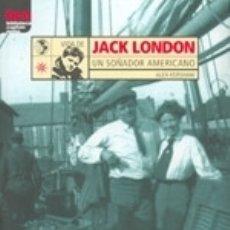 Libros: VIDA DE JACK LONDON. Lote 162180925