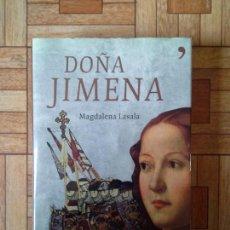 Libros: MAGDALENA LASALA - DOÑA JIMENA. Lote 165159714