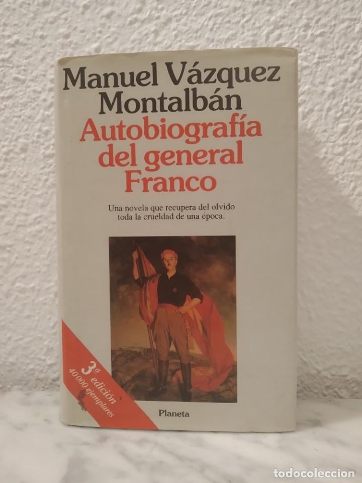AUTOBIOGRAFÍA DE GENERAL FRANCO (Libros Nuevos - Literatura - Biografías)