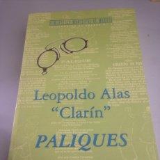 Libros: LEOPOLDO ALAS CLARIN. Lote 178720285