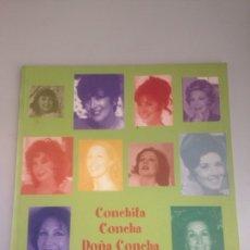 Libros: CONCHA VELASCO LIBRO HOMENAJE. Lote 178735655