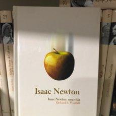 Libros: ISAAC NEWTON: UNA VIDA. RICHARD S. WESTFALL. Lote 182025432