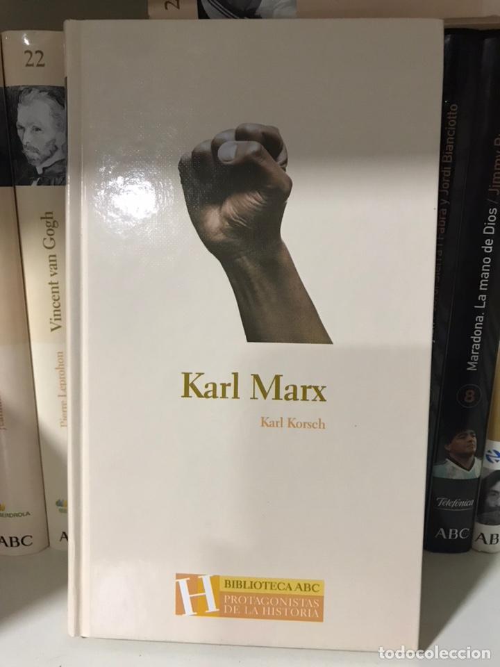 KARL MARX. KARL KORSCH. (Libros Nuevos - Literatura - Biografías)