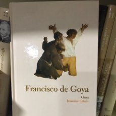 Libros: FRANCISCO DE GOYA. JEANNINE BATICLE.. Lote 182027050
