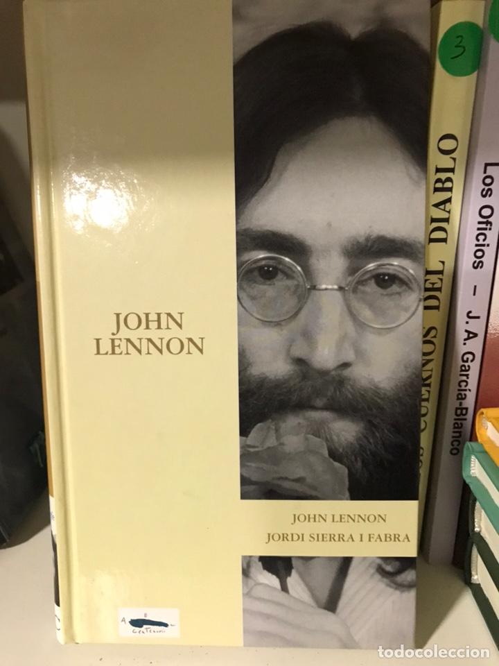 JOHN LENNON. JORDI SIERRA I FABRA (Libros Nuevos - Literatura - Biografías)