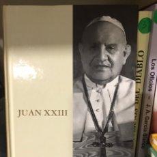 Libros: VIDA DE JUAN XXIII EL PAPA EXTRAMUROS. GINO LUBICH.. Lote 182027800