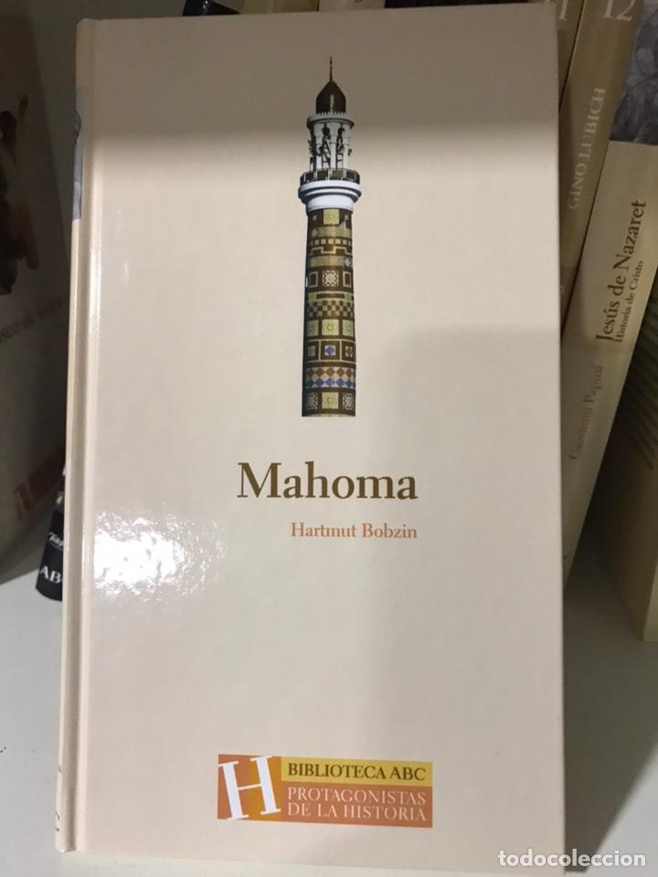 MAHOMA. HARTMUT BOBZIN (Libros Nuevos - Literatura - Biografías)