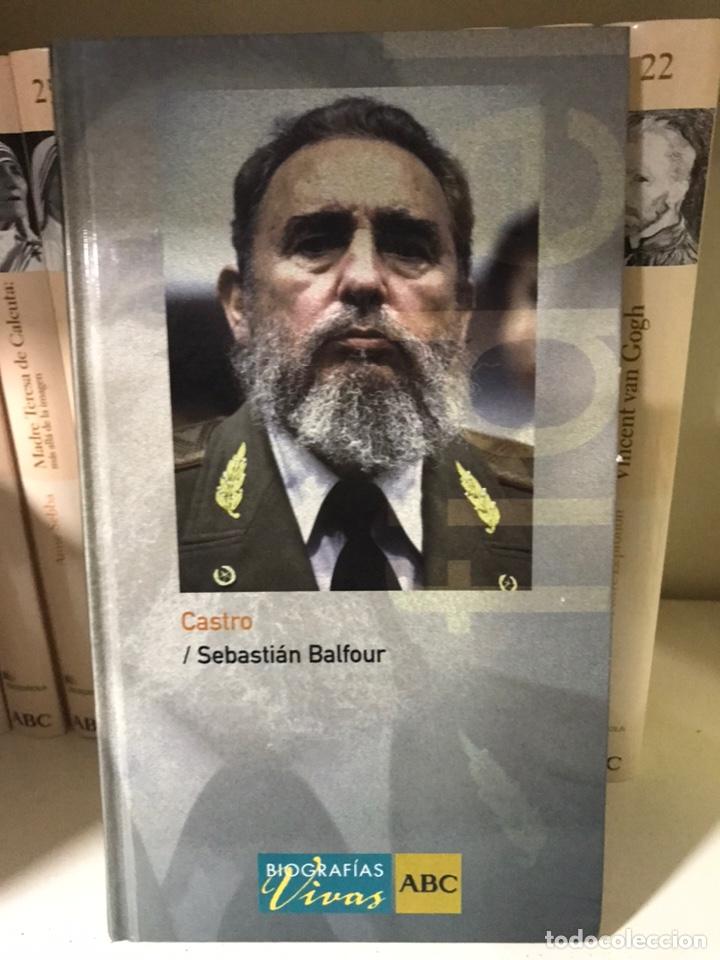 FIDEL CASTRO. SEBASTIAN BALFOUR. (Libros Nuevos - Literatura - Biografías)