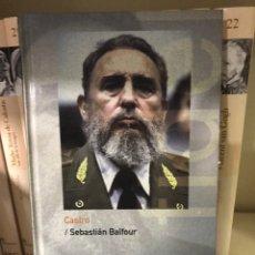 Libros: FIDEL CASTRO. SEBASTIAN BALFOUR.. Lote 182031126