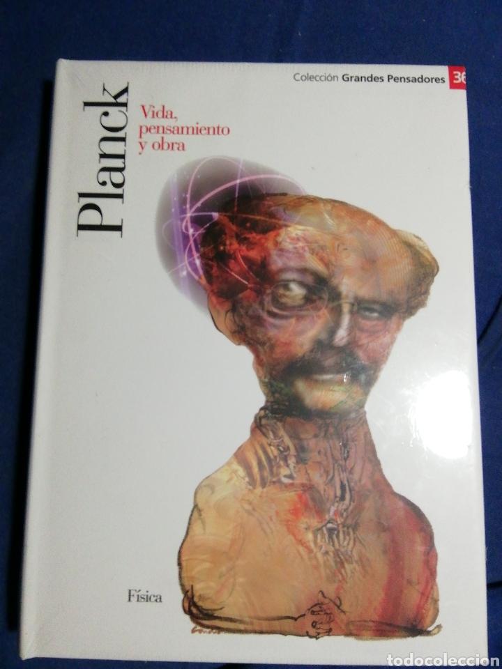NUEVO EN EL PLÁSTICO!. PLANCK. VIDA PENSAMIENTO Y OBRA (Libros Nuevos - Literatura - Biografías)