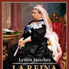 Libros: LA REINA VICTORIA. LYTTON STRACHEY.. Lote 183704237