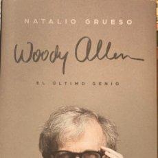 Libros: WOODY ALLEN EL ÚLTIMO GENIO. Lote 186072147